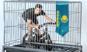 Alfalfie's free-range cyclists' lives should be more acceptable to Boulderites than that of this champion cyclist from a team in Kazakhstan, which is known to cage its athletes.