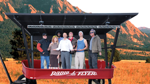 Pirate Theatre's new show hits Steamboat on Aug. 18, 2012, before rolling down into Boulder.